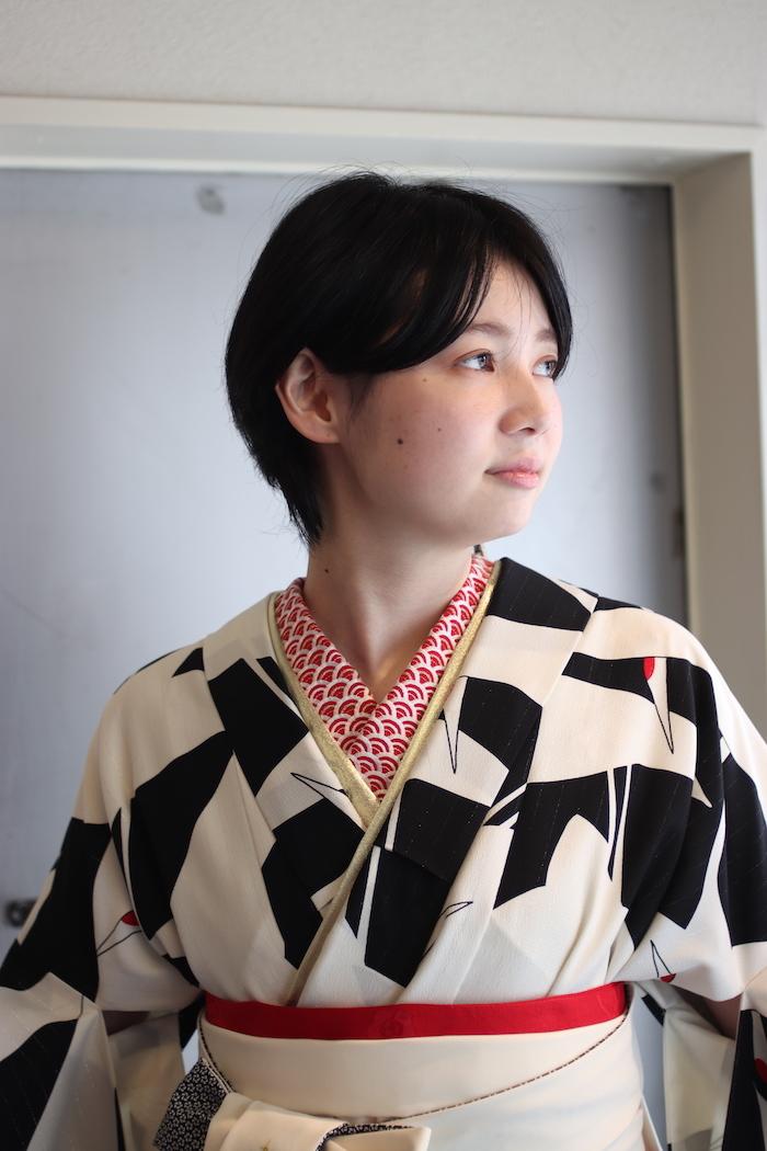 Kanakoちゃんの卒業袴_d0335577_16584285.jpg