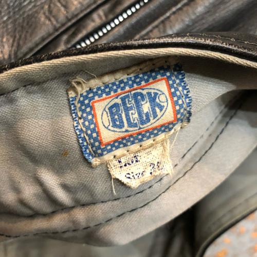 ◇ 60s Beck Motorcycle Pants ◇_c0059778_19494280.jpg