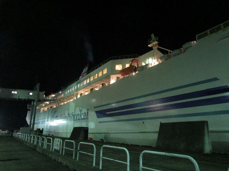 北海道again 2日目【舞鶴−小樽】フェリー旅_e0201281_22040971.jpg
