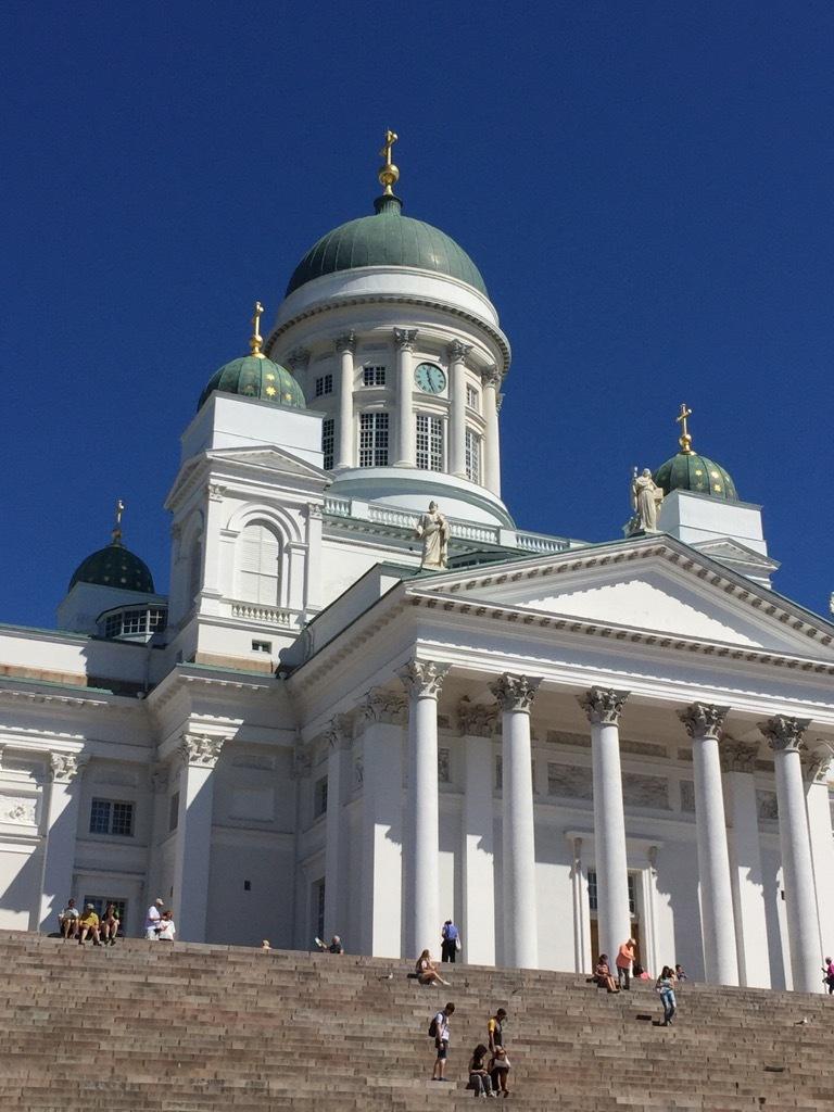 フィンランド ヘルシンキに到着しました~_c0188784_22482310.jpg