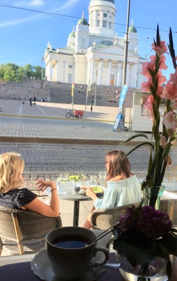 フィンランド ヘルシンキに到着しました~_c0188784_22490189.jpg