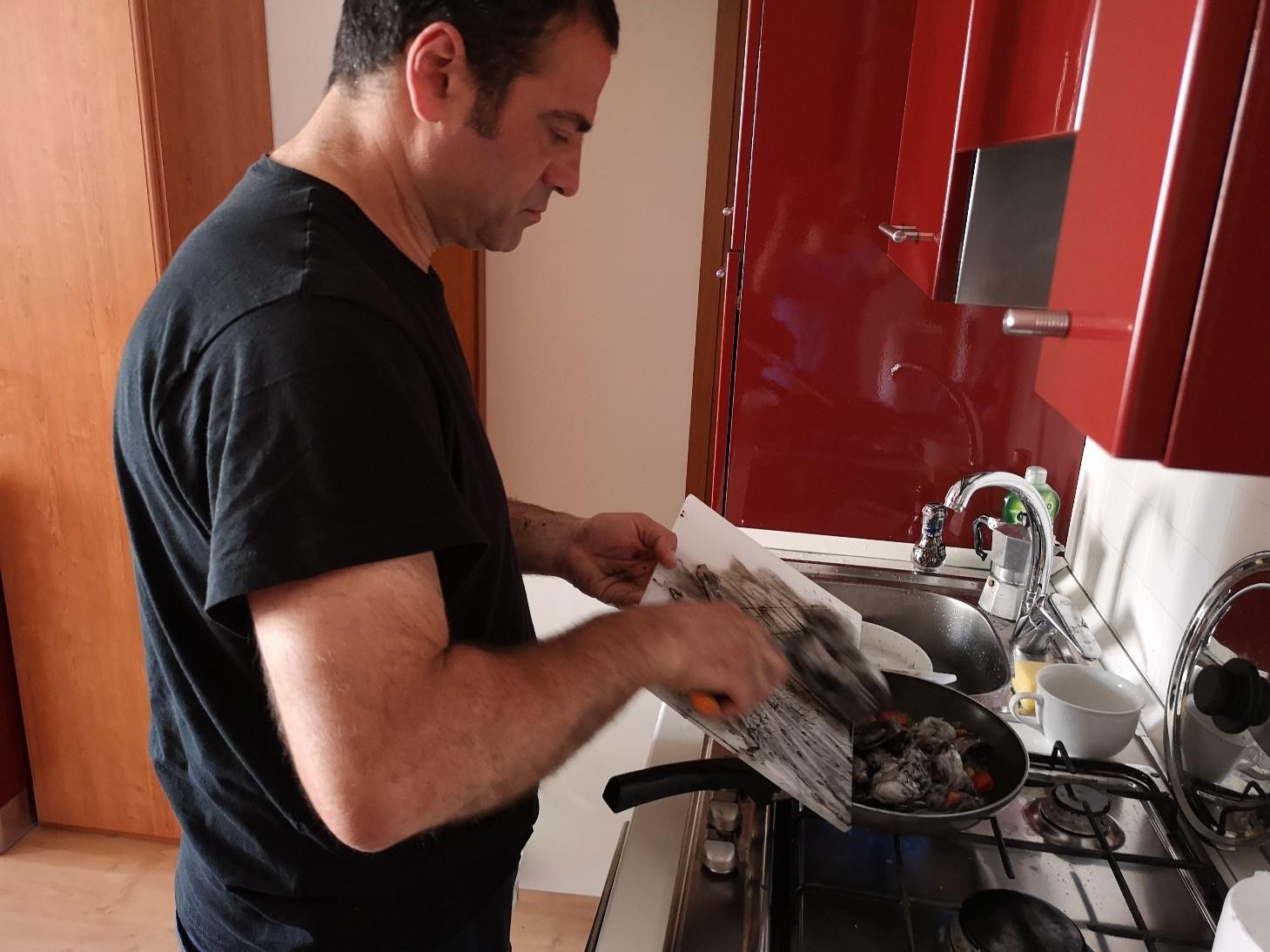 旅の楽しみはキッチン付きアパートでの料理_f0106597_02221482.jpg