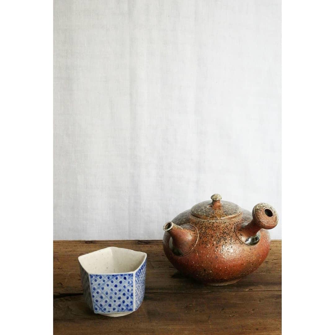 煎茶と花 - 茶器の章1 -_f0351305_19182928.jpg