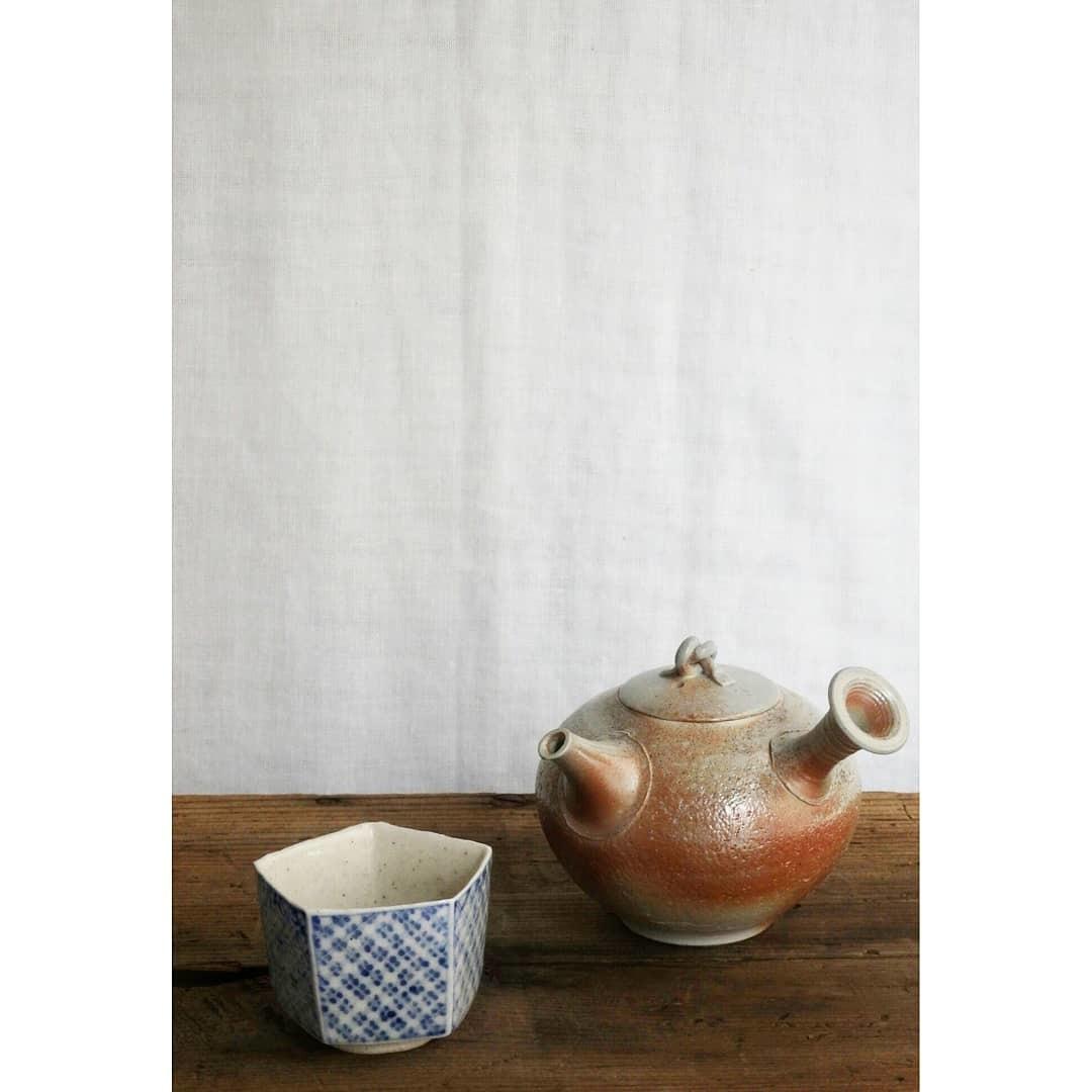 煎茶と花 - 茶器の章1 -_f0351305_19184627.jpg
