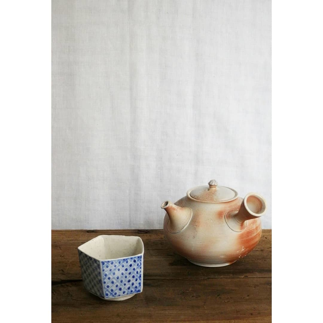 煎茶と花 - 茶器の章1 -_f0351305_19191747.jpg