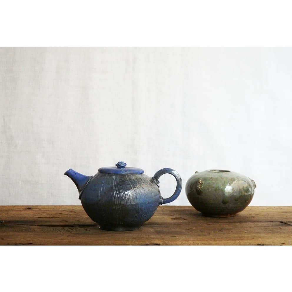 煎茶と花 - 茶器の章1 -_f0351305_19203878.jpg