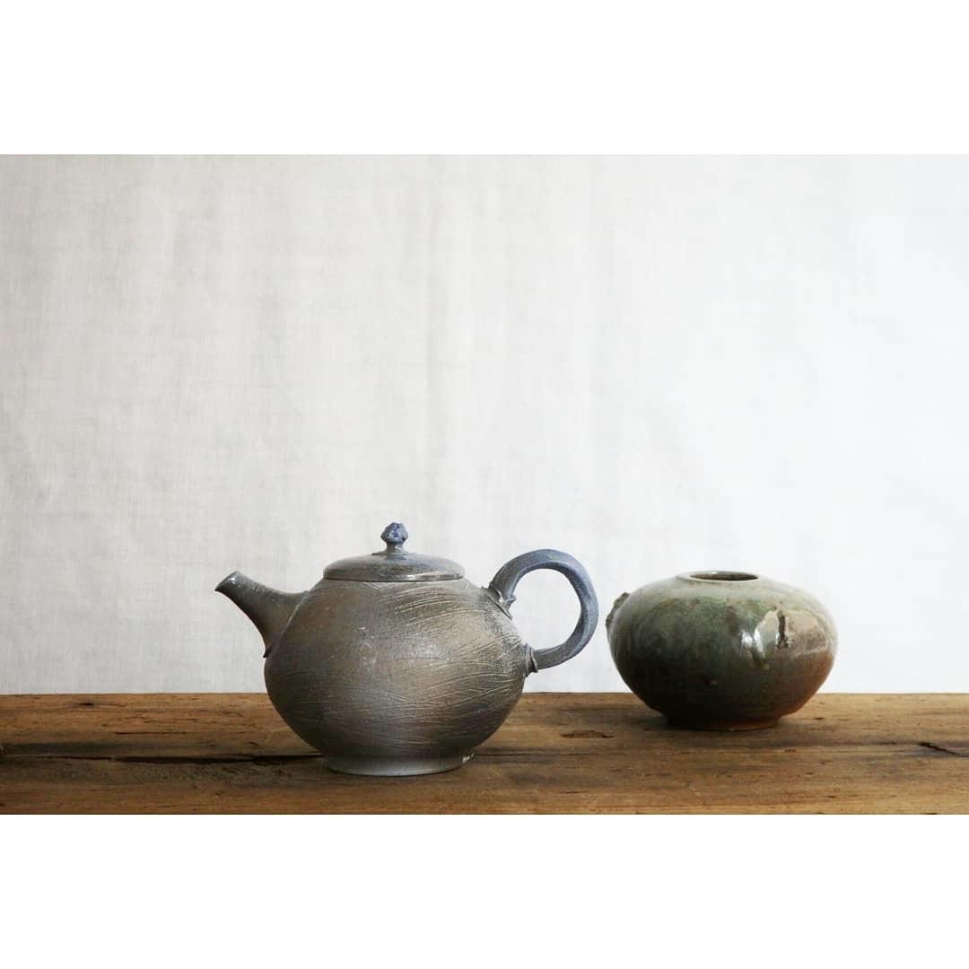 煎茶と花 - 茶器の章1 -_f0351305_19205483.jpg