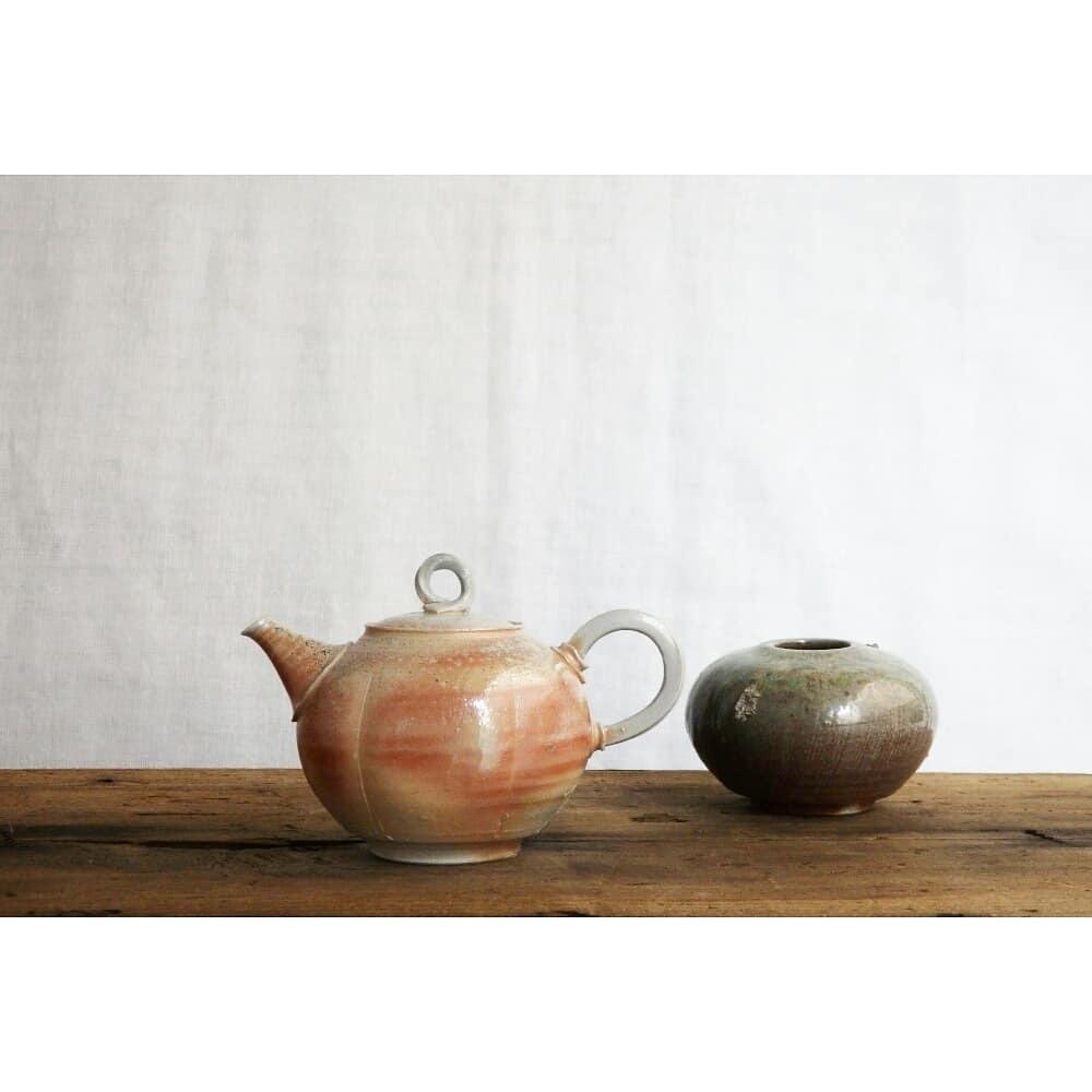 煎茶と花 - 茶器の章1 -_f0351305_19210871.jpg