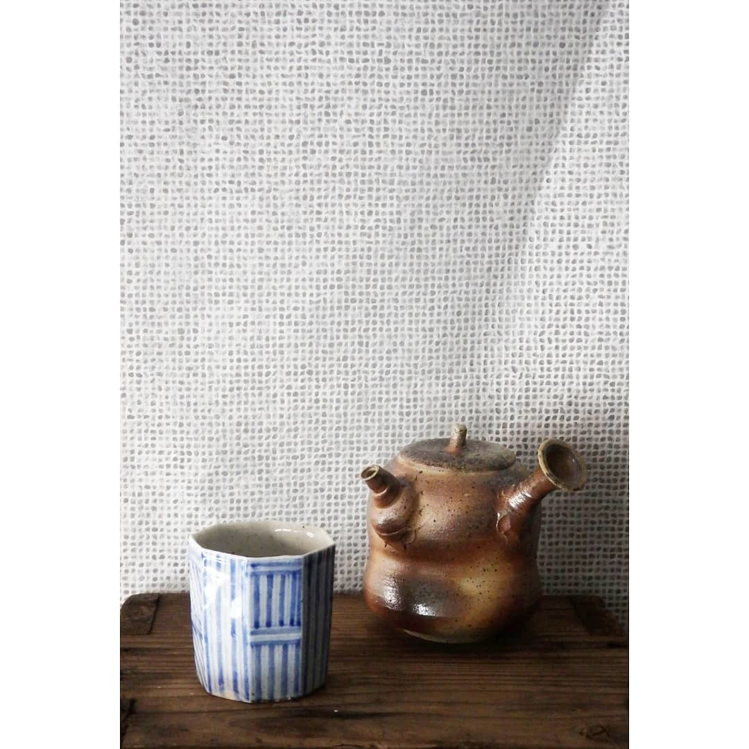 煎茶と花 - 茶器の章1 -_f0351305_19213451.jpg