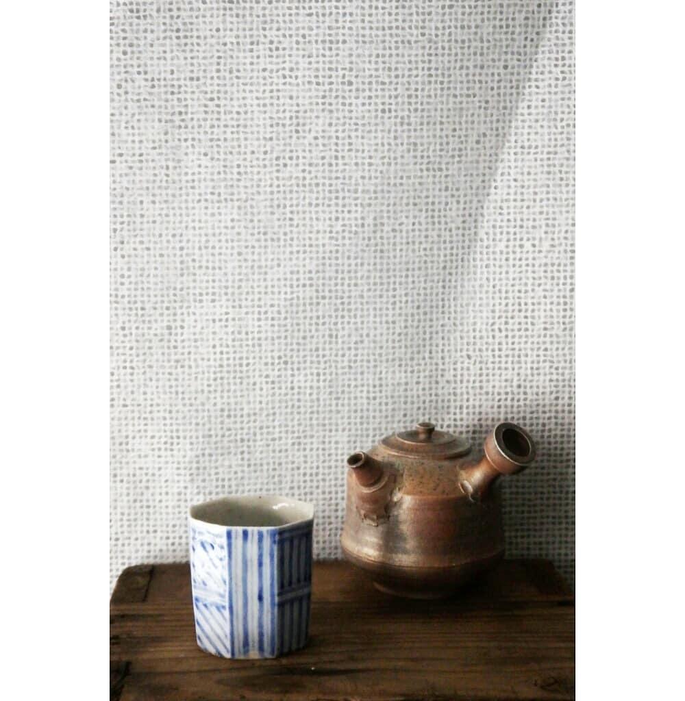煎茶と花 - 茶器の章1 -_f0351305_19214876.jpg