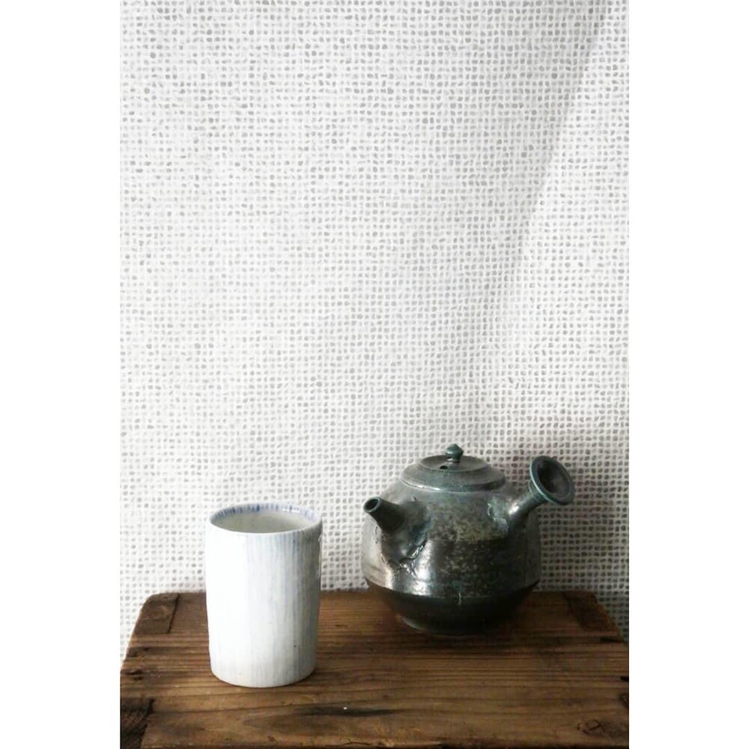 煎茶と花 - 茶器の章1 -_f0351305_19221303.jpg