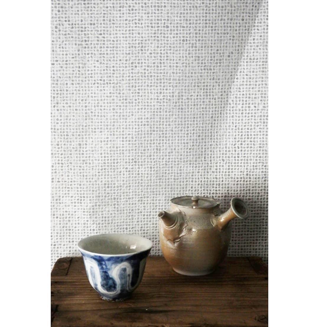 煎茶と花 - 茶器の章1 -_f0351305_19223466.jpg