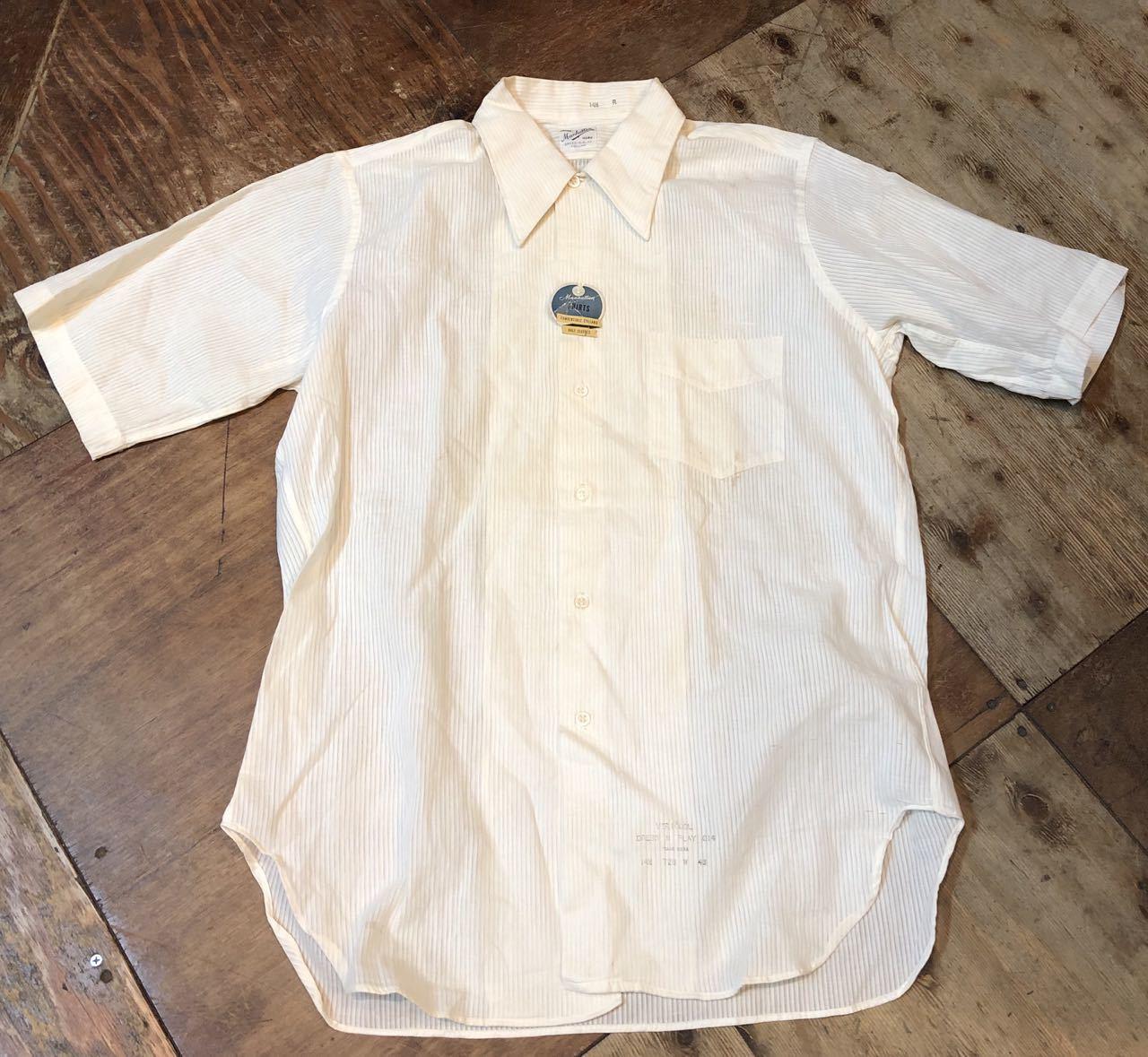 6月22日(土)入荷!40s  all cotton Manhattan シャツ!_c0144020_14483824.jpg
