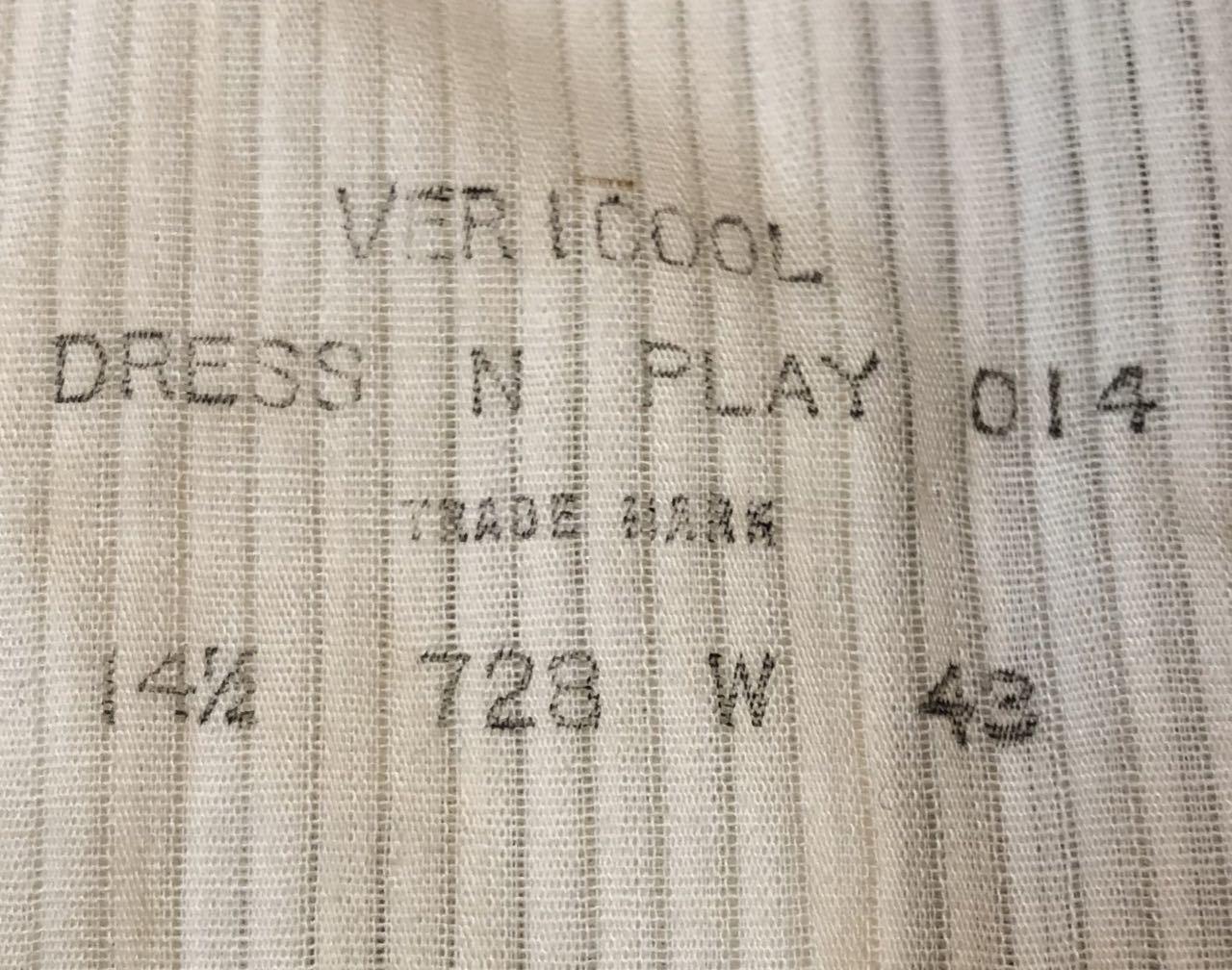 6月22日(土)入荷!40s  all cotton Manhattan シャツ!_c0144020_14484614.jpg