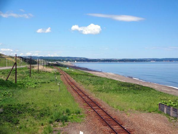 結婚30周年の旅 北海道へ ~オホーツク海沿いの鉄道へ~_d0145934_19111197.jpg
