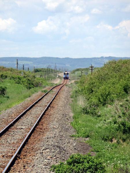 結婚30周年の旅 北海道へ ~オホーツク海沿いの鉄道へ~_d0145934_19141426.jpg