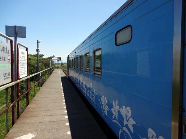 結婚30周年の旅 北海道へ ~オホーツク海沿いの鉄道へ~_d0145934_19150201.jpg
