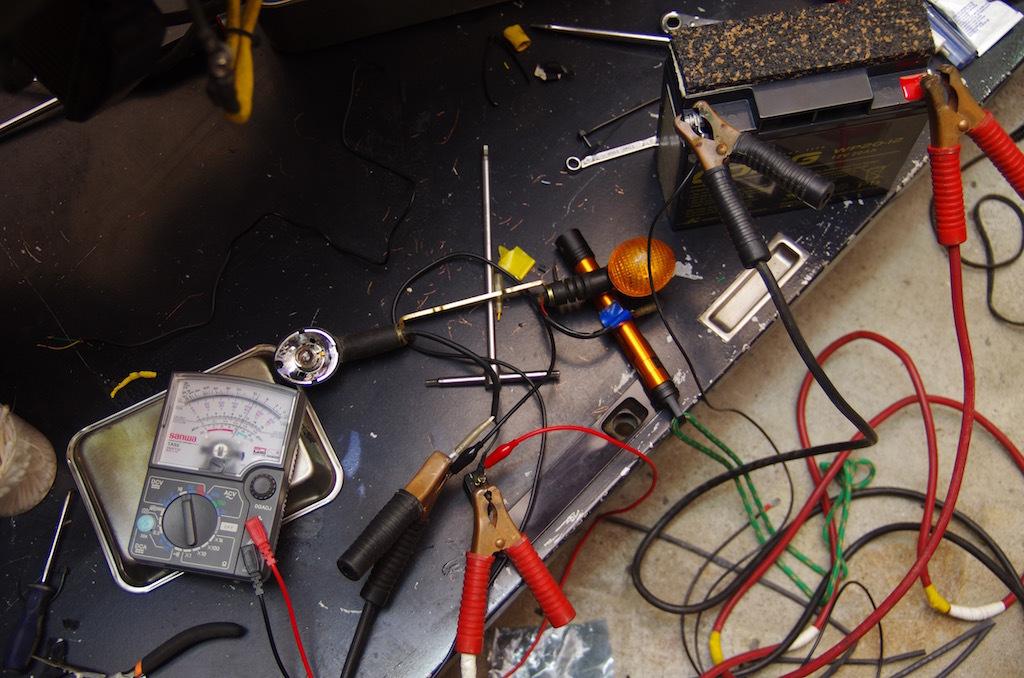 【DB7】サーミスタ回路 ACC電源がアレの件。原因はリレーだ!!_e0159646_04035630.jpg
