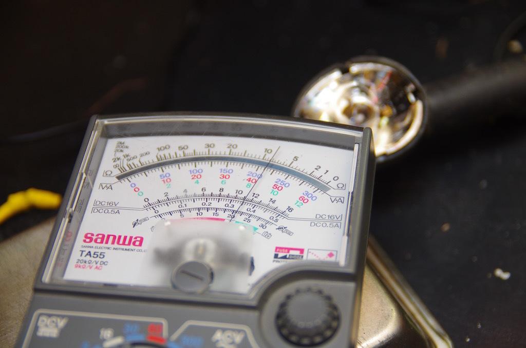 【DB7】サーミスタ回路 ACC電源がアレの件。原因はリレーだ!!_e0159646_04175252.jpg