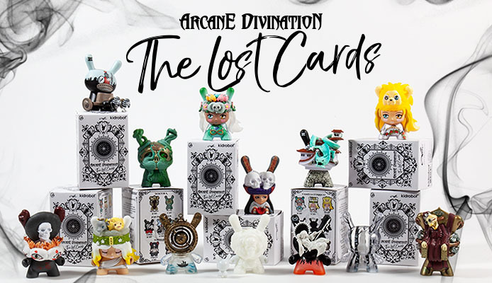 Arcane Divination Dunny Series 2: The Lost Cards_e0118156_07215157.jpg