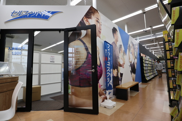セルフィットネス 和歌山高松店様増床!_f0300358_15451555.jpg