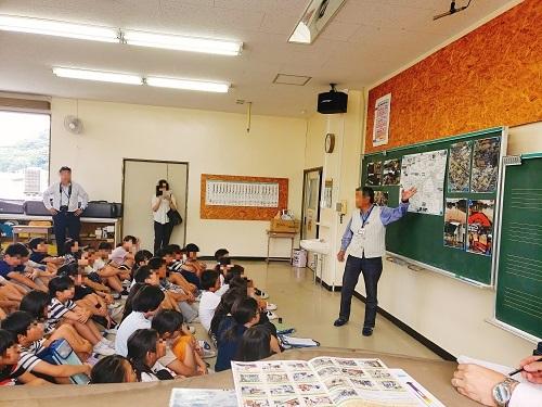 【二神です】安浦小学校に見学へ行ってきました。_e0175370_13141971.jpg