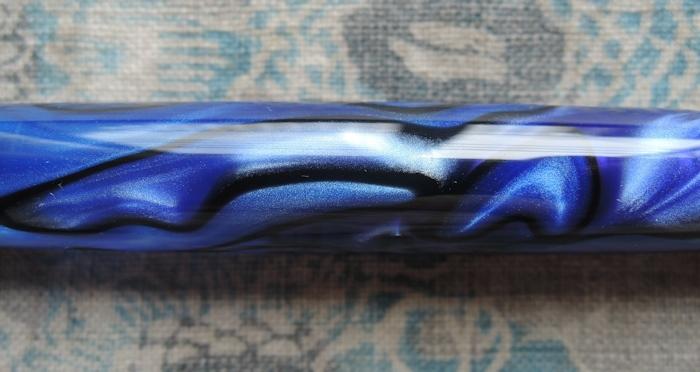 特別生産品「スーベレーン805 ブルーデューン」、撮りました。_e0200879_12334495.jpg