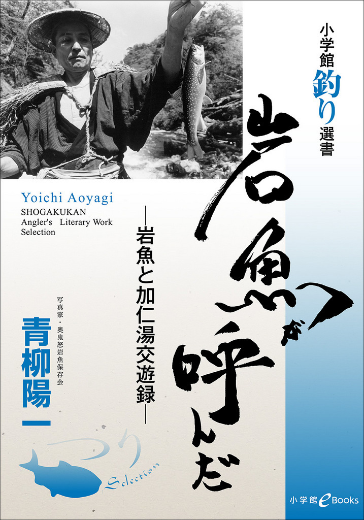 青柳陽一「岩魚が呼んだ」 電子書籍で新発売!_c0180686_16230981.jpg
