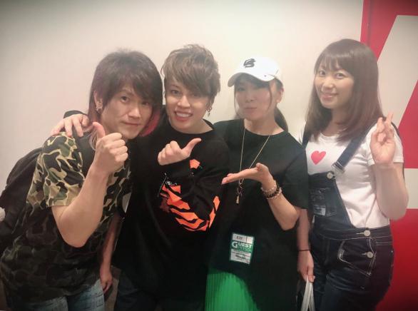 西川貴教 LIVE TOUR 001 [SINGularity]_f0143188_08583839.jpg