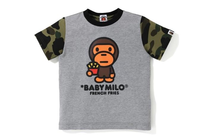 1ST CAMO BABY MILO TEE_a0174495_13340170.jpg
