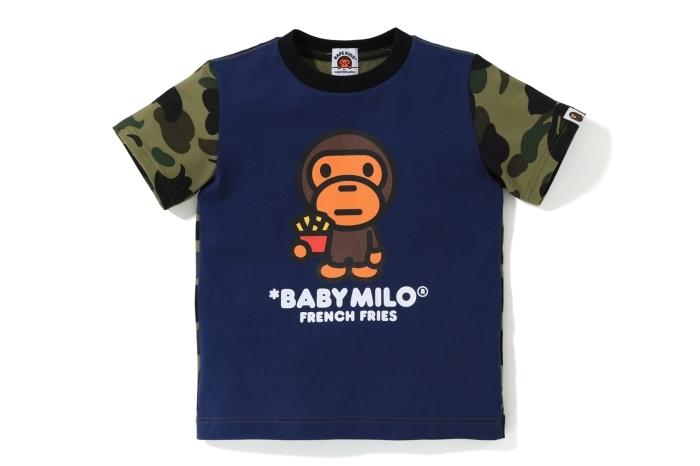 1ST CAMO BABY MILO TEE_a0174495_13381010.jpg