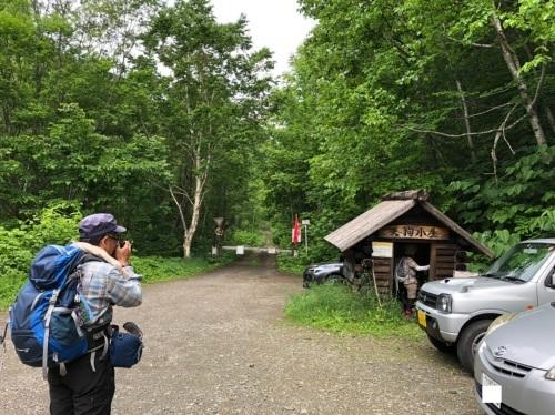 花の定山渓天狗岳、2019.6.18ー同行者からの写真ー_f0138096_21101411.jpg