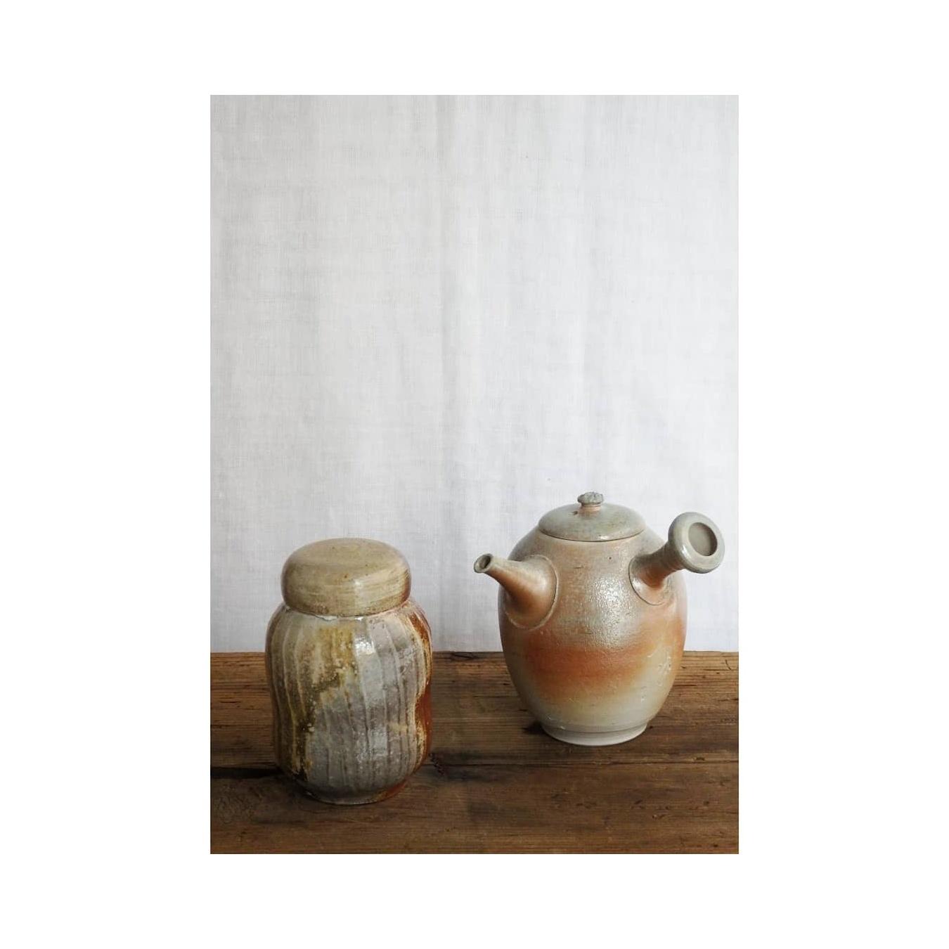 煎茶と花 - 茶器の章1 -_f0351305_01011938.jpeg