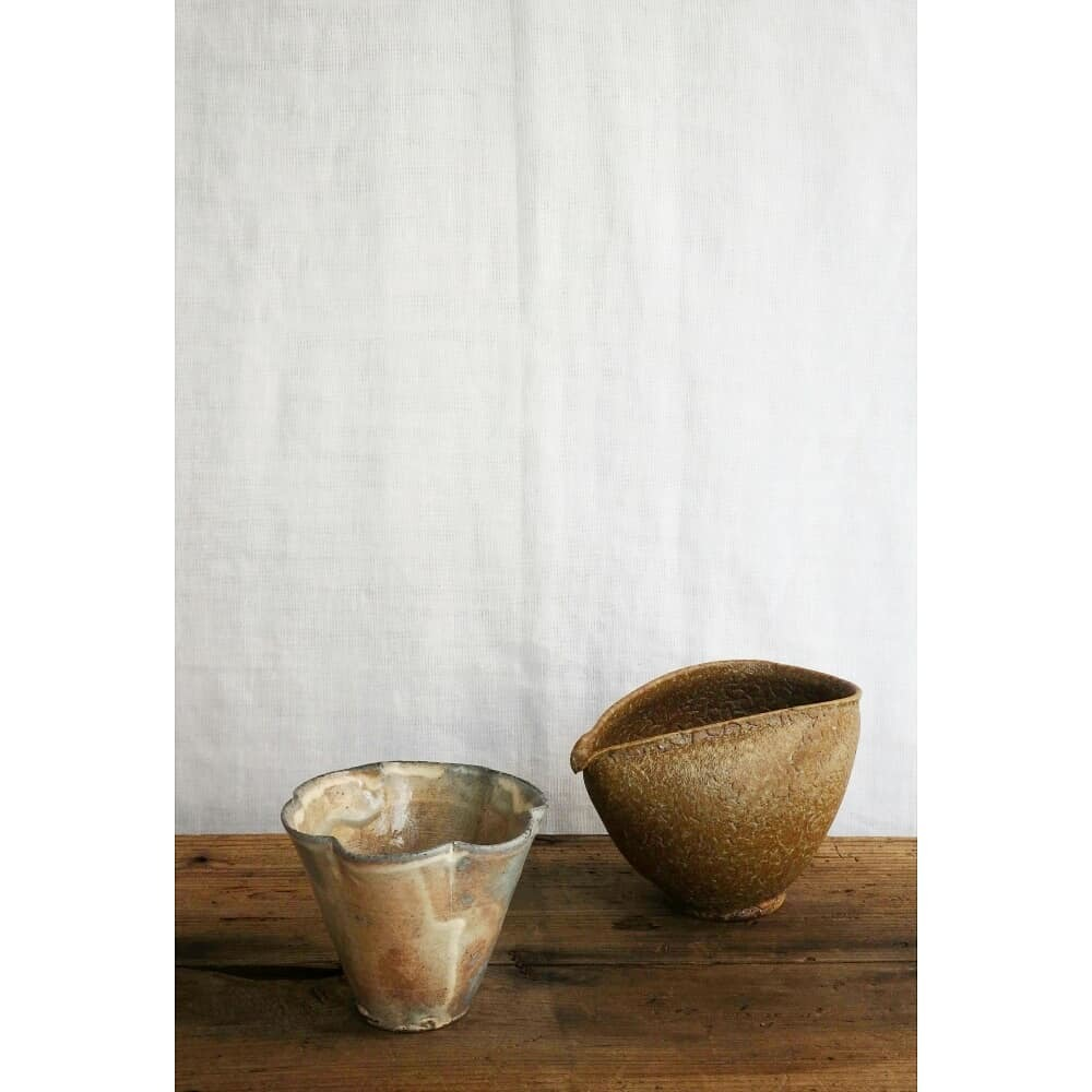 煎茶と花 - 茶器の章2 -_f0351305_22362846.jpg