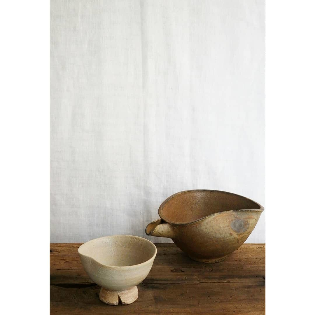 煎茶と花 - 茶器の章2 -_f0351305_22365829.jpg
