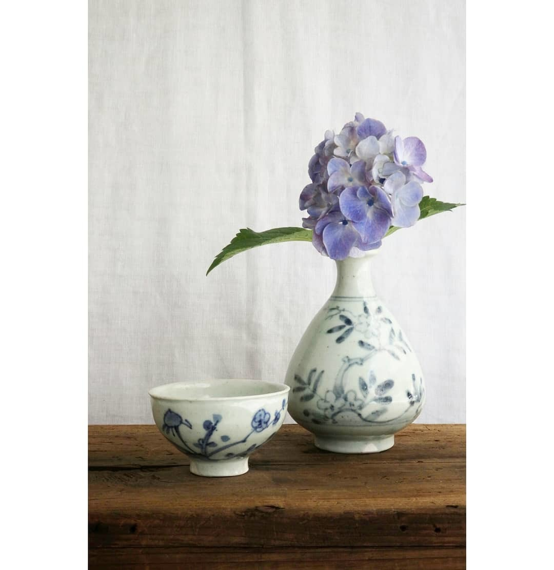 煎茶と花 - 茶器の章2 -_f0351305_22373164.jpg