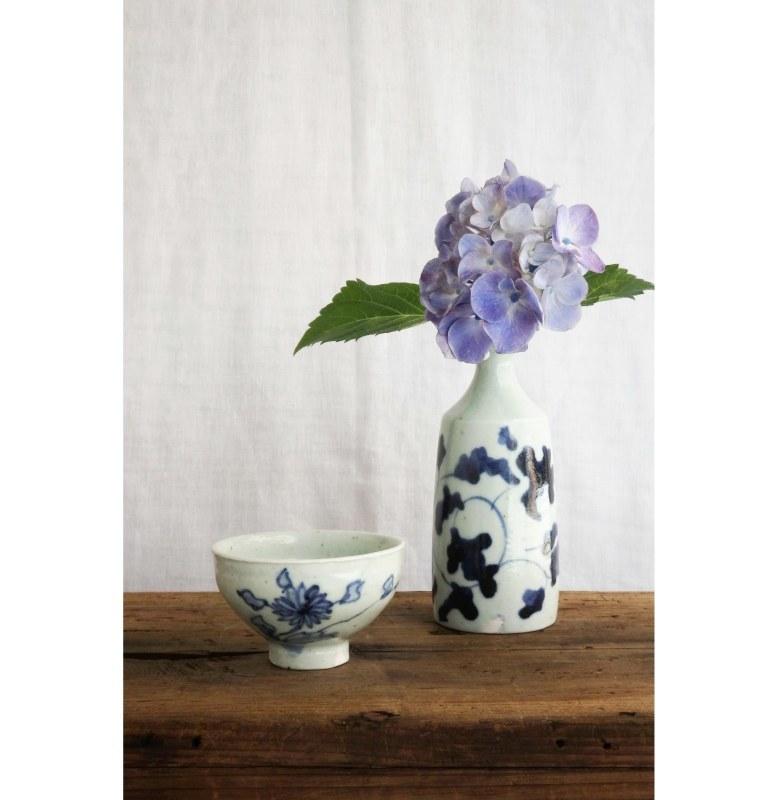 煎茶と花 - 茶器の章2 -_f0351305_22375262.jpg