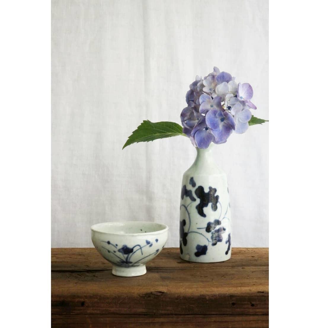 煎茶と花 - 茶器の章2 -_f0351305_22380445.jpg