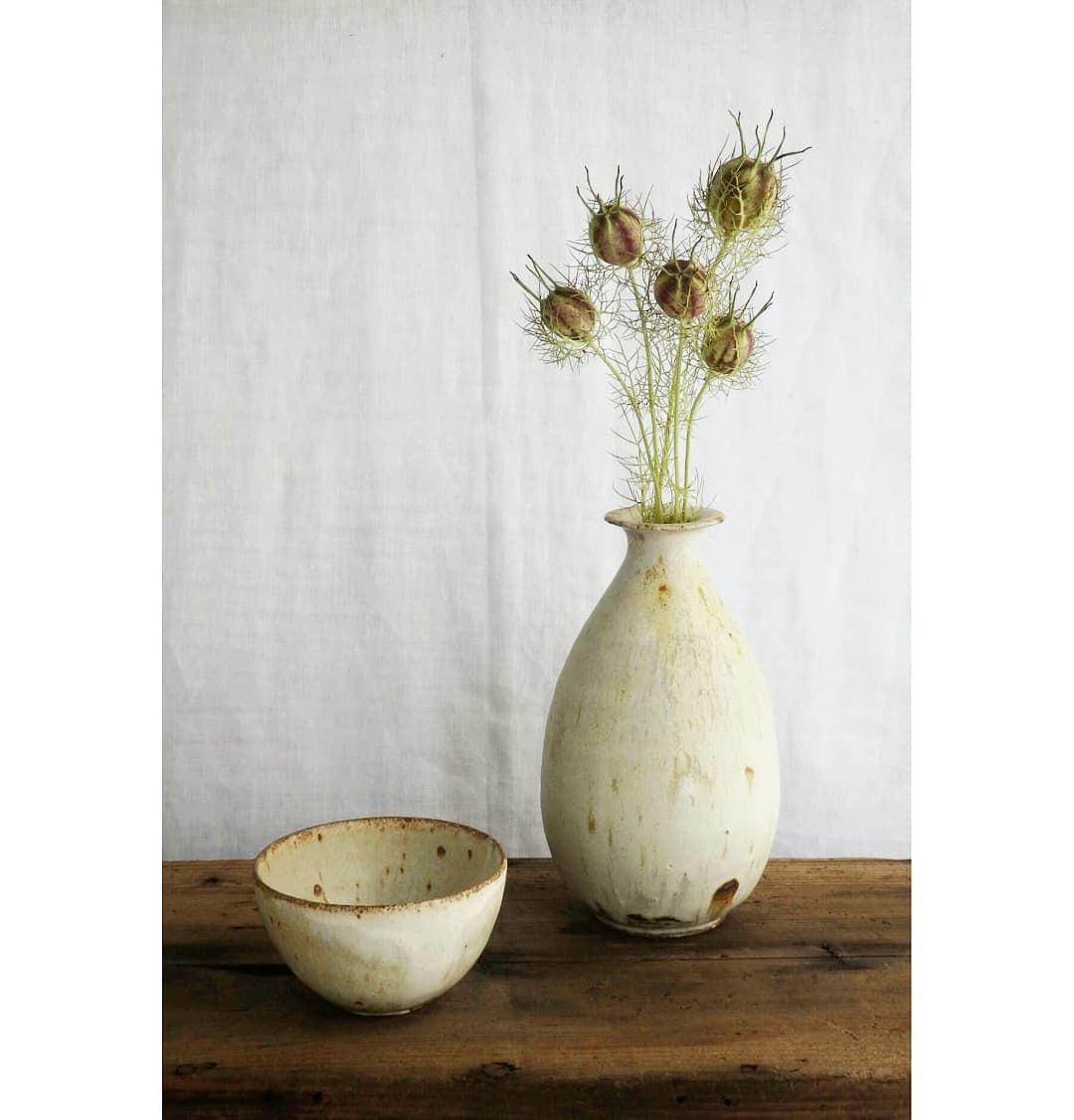 煎茶と花 - 茶器の章2 -_f0351305_22385545.jpg