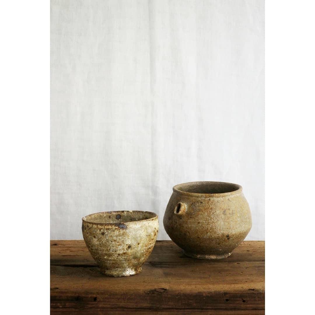 煎茶と花 - 茶器の章2 -_f0351305_22450517.jpg