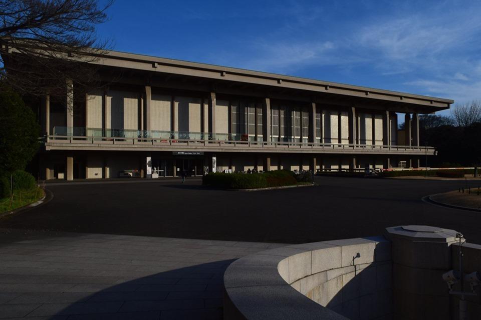 東京国立博物館東洋館(昭和モダン建築探訪)_f0142606_07061056.jpg
