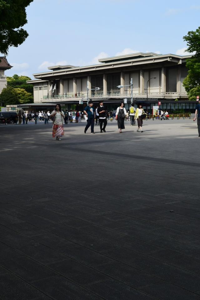 東京国立博物館東洋館(昭和モダン建築探訪)_f0142606_07075246.jpg