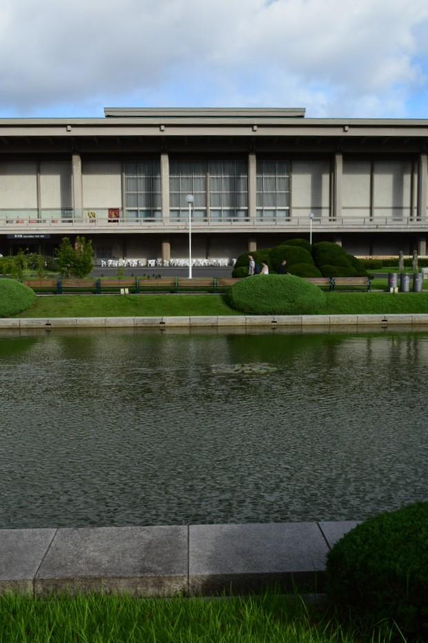 東京国立博物館東洋館(昭和モダン建築探訪)_f0142606_07280486.jpg