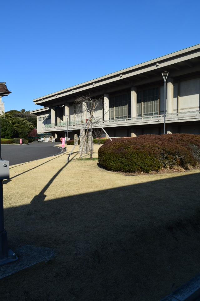 東京国立博物館東洋館(昭和モダン建築探訪)_f0142606_07290347.jpg