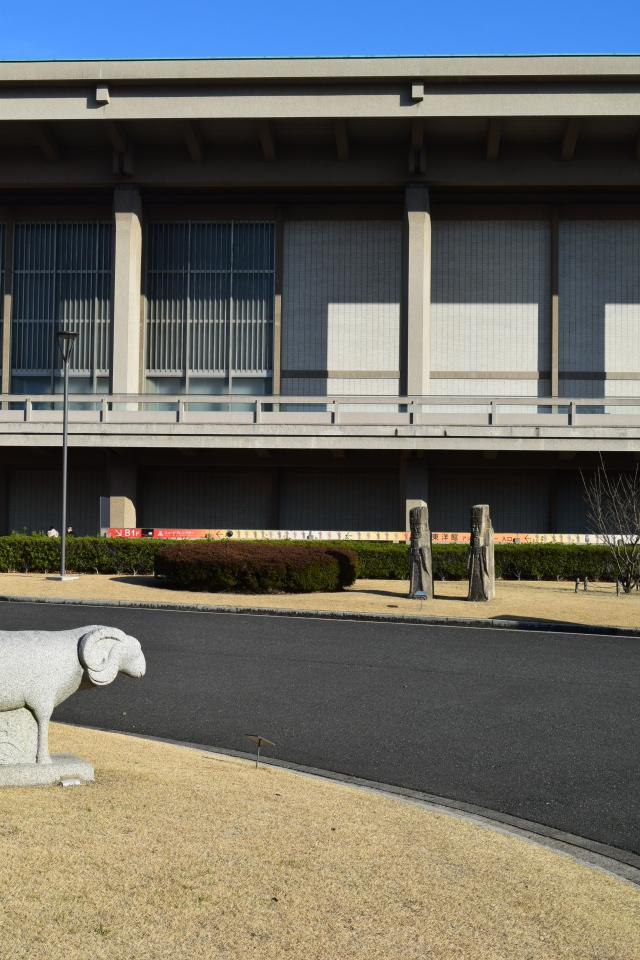 東京国立博物館東洋館(昭和モダン建築探訪)_f0142606_07292894.jpg