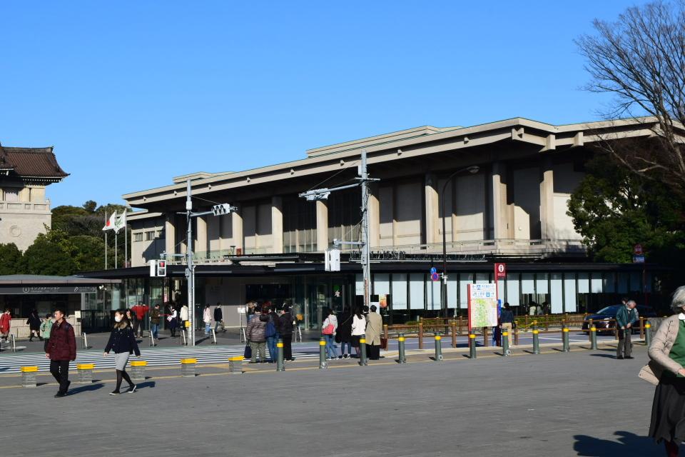 東京国立博物館東洋館(昭和モダン建築探訪)_f0142606_07295426.jpg