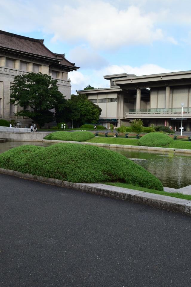 東京国立博物館東洋館(昭和モダン建築探訪)_f0142606_07340169.jpg