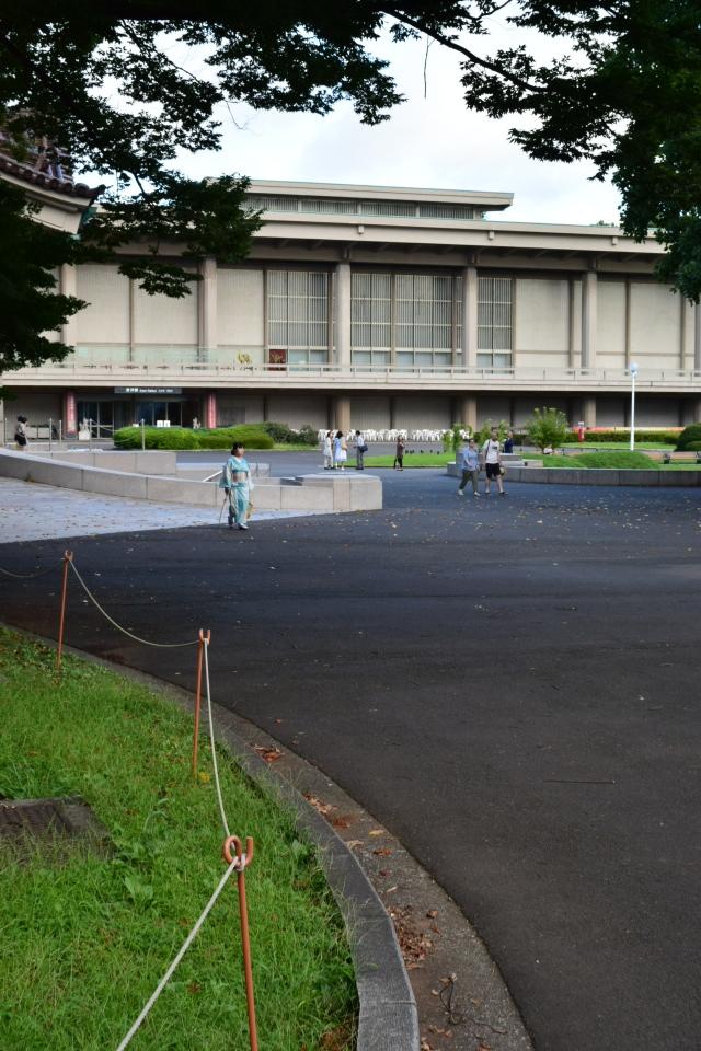 東京国立博物館東洋館(昭和モダン建築探訪)_f0142606_07350831.jpg