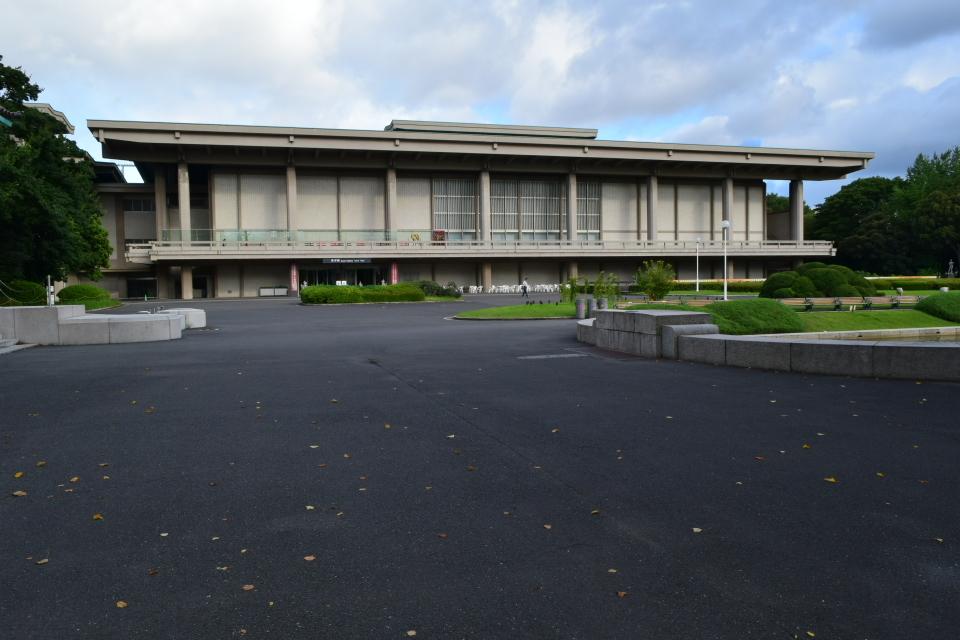東京国立博物館東洋館(昭和モダン建築探訪)_f0142606_07374637.jpg