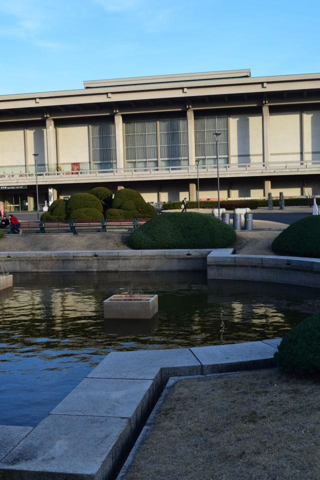 東京国立博物館東洋館(昭和モダン建築探訪)_f0142606_07391403.jpg